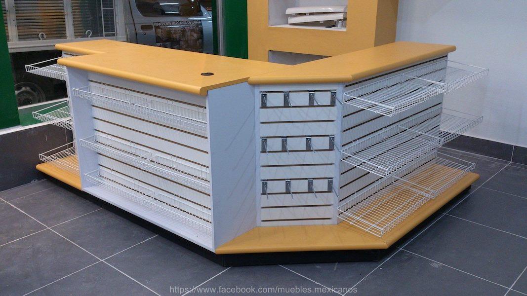 Fabricaci n de muebles para tiendas for Tiendas de muebles para restaurantes